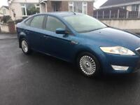 Late 2007 FORD MONDEO 1.8 TDCI ZETEC