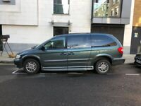 LUXURY DISABLED ADAPTED Chrysler Grand Voyager - 2002, 3.3l - 53000 miles