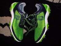 FOOTJOY DNA GREEN GOLF SHOES size 5