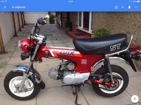 Honda, ST50-J, 1989, 49 (cc)