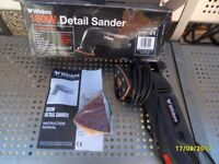 detail sander and pads