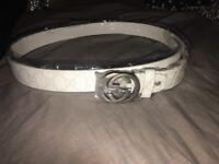 Gucci belts new