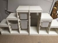 Wonderful Toy Storage Unit IKEA Trovist