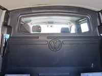 VW transporter bulk head glass