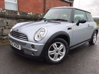 Immaculate 2006 Mini One D diesel full year MOT,trade in considered, credit and debit cards accepted