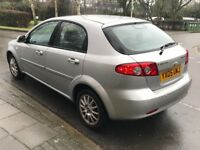 chevloret lacetti 1.6 automatic very low miles