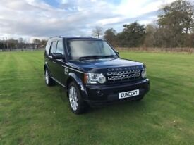 Land Rover Discovery 4 TDV6 HSE (blue) 2010-05-29