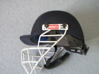 Childs cricket helmet
