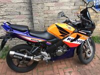 Honda cbr 125 nice condition not Yamaha . Suzuki . Or pes . Psi . Cbf .