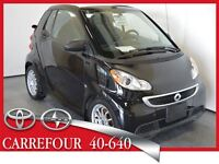 2013 smart fortwo Cabriolet Passion Navigation