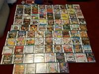 Nintendo DsI xl with 87 boxed games only 130 pounds