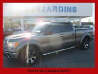 2013 Ford F-150 4WD Super Crew 157'' WB XTR 4X4 *INSPECTÉ* GROUP