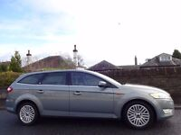 SPRING/SUMMER SALE!! (2008) FORD Mondeo Ghia 2.0 TDCi 140 BHP Estate FREE DELIVERY/MOT 1 YR/TAX/FUEL