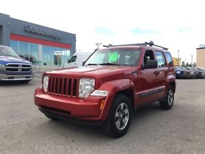 2009 Jeep Liberty Sport-4WD