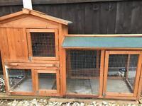 Rabbit Hutch £55 OVNO