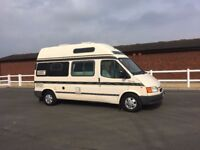 FORD DUETTO AUTOSLEEPER 4 BERTH 2.5TD 77,000 MILES-NEW MOT AND HAB CHECK