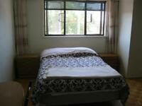 HugeFully furnished bedroom w shared bath,in large shared house