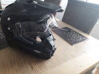 Crash helmet oneal