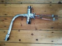 Lever Hot/Cold Mixer tap for kitchen sink