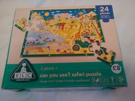ELC Safari Floor puzzle