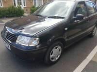 VW P0LO ,1.4,82K , LONG MOT ,SERVICE HISTORY ,CHEAP ON TAX AND FUEL ,TIDY £645 ONO