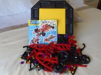 LEGO ZNAP carry case full, with instructions