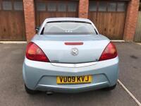 Vauxhall Tigra 1.8 51200 MILES.