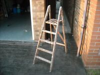 Decorators Step LADDER £8