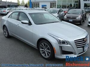 2017 Cadillac CTS Luxury  BC Vehicle*ONE Owner*Accident Free*LOW