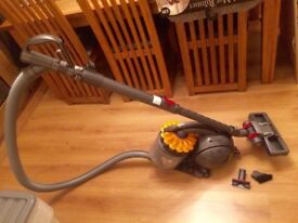 dyson dc39 ball bagless as new