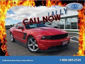 2010 Ford Mustang GT, Glass Roof, Leather, One Owner!!