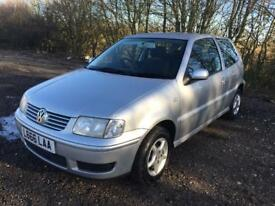 2001 VW Polo 1.4 Match, one lady owner, MOT, Alloys, VGC