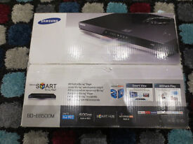 Samsung BD-E8500M Blu Ray PVR with 500GB Hard drive