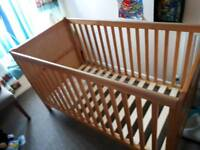 2 cot bed frames for sale.