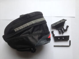 Rolson underseat bicycle bag. Brand New