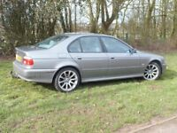 bmw 525d SE cd multichanger cruse control lovely car to drive very spacious family car tow bar