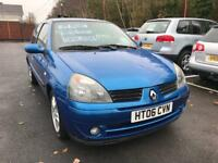 ***RENAULT CLIO 1.2 CAMPUS SPORT ONLY 56,000MILES***