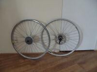 """Mountain Bike Wheelset 26"""" disc brake 6061 T6 aluminium"""