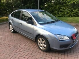 2005 55 Ford Focus 1.6 sport only £375