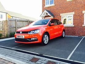 VW Polo 1.0 SE 75ps Bluemotion - One owner from new - Immaculate Condition