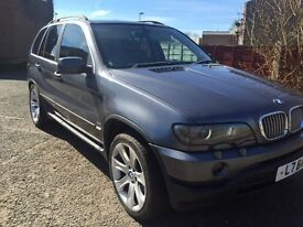 FOR SALE 4.4i MONSTER X5 ON LPG GAS