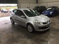 2009 Renault Clio dynamique 1.5 dci 3dr guaranteed cheapest in country