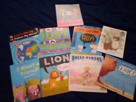 Kids books 50P each or Offer