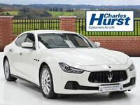 Maserati Ghibli DV6 (white) 2015-08-01