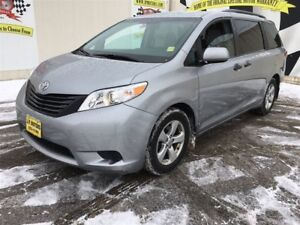 2016 Toyota Sienna Automatic, Third Row Seating