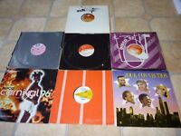 """LARGE LOT OF 70+ 12"""" SINGLES - VARIOUS GENRES & ARTISTS"""