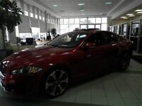 2014 Jaguar XF XFR-S | Navi | Supercharged | Sunroof