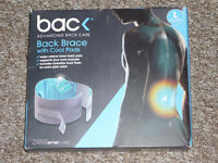BACK BRACE WITH COLL PODS