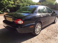 2008 58 JAGUAR X TYPE 2.0 D S 4 DR SALOON FACELIFT WITH CREAM LEATHER