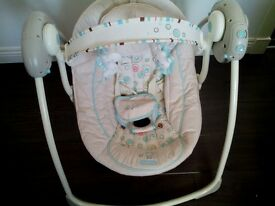Beautifu Baby Bouncer